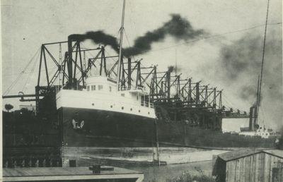 ALBRIGHT, JOHN J. (1900, Bulk Freighter)