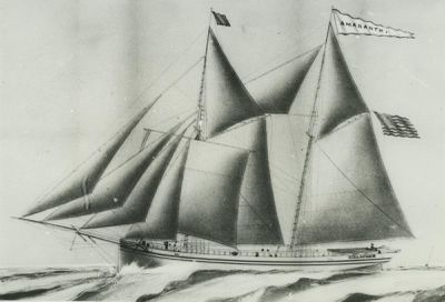 AMARANTH (1864, Schooner)