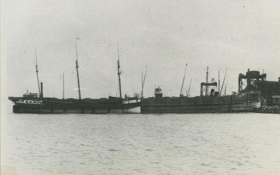 AMAZON (1897, Barge)