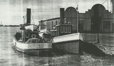 ANNIE M. (1900, Tug (Towboat))