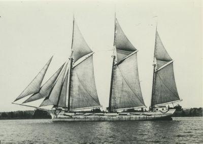 ARENDAL (1873, Schooner)
