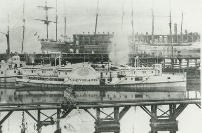 CLEVELAND (1852, Steamer)
