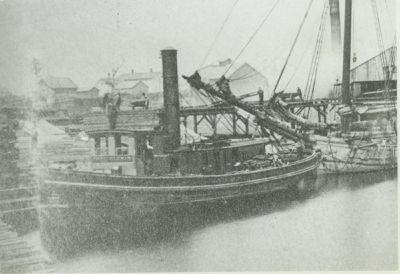 COLEMAN, THOMAS (1864, Tug (Towboat))