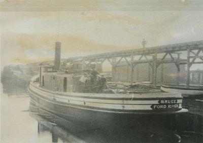 BRUCE (1883, Tug (Towboat))