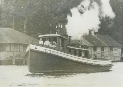 BRUCE, B. F. (1873, Tug (Towboat))