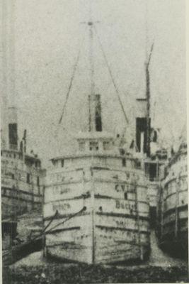 BUCKEYE (1856, Propeller)