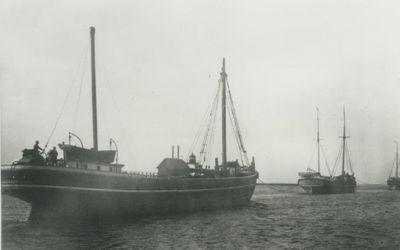 BUCKHOUT, B.B. (1873, Schooner-barge)
