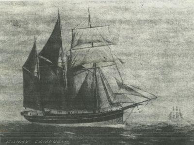 CAMPBELL, FANNY (1868, Schooner)