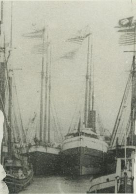 GREEN, C.H. (1881, Schooner-barge)