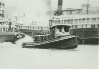 GREEN, O.B. (1881, Tug (Towboat))