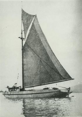 GULL (1865, Sloop)