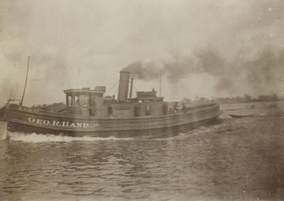 HAND, GEORGE R. (1881, Tug (Towboat))