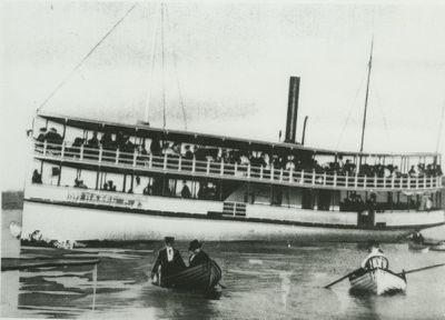 HAZEL A. (1892, Excursion Vessel)