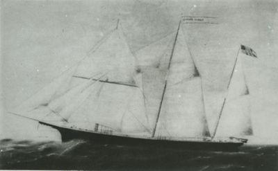 HANNA, LEONARD (1872, Schooner)