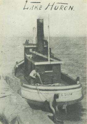 HARLEY (1881, Tug (Towboat))