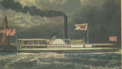 MILWAUKIE (1837, Steamer)