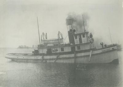 MINITAGA (1898, Tug (Towboat))