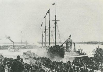 MINNEDOSA (1890, Schooner)