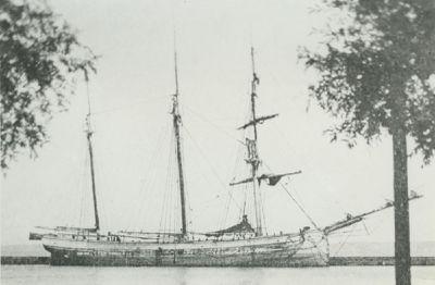 MONTMORENCY (1853, Barkentine)