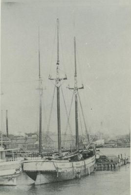 MOREY, A.G. (1861, Schooner)