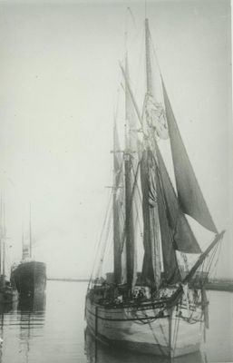 MORNING STAR (1868, Schooner)