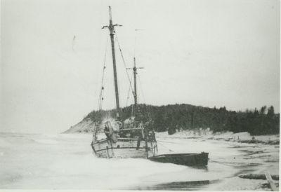 DRESDEN, JOSEPHINE (1853, Schooner)