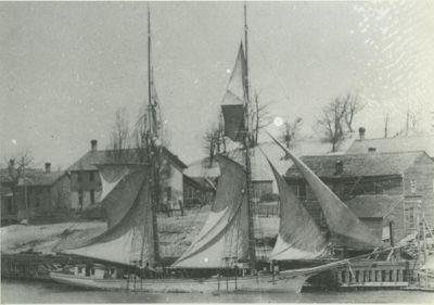 KIMBALL, W.C. (1888, Schooner)