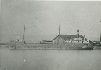 NIAGARA (1875, Steambarge)
