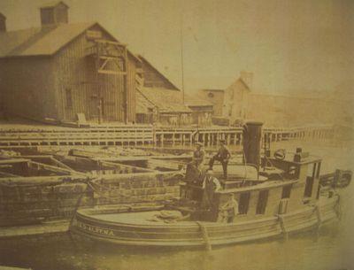 ARTHUR D (1889, Tug (Towboat))