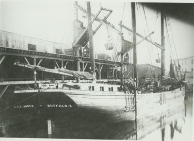 JONES, CHESTER B. (1873, Schooner-barge)