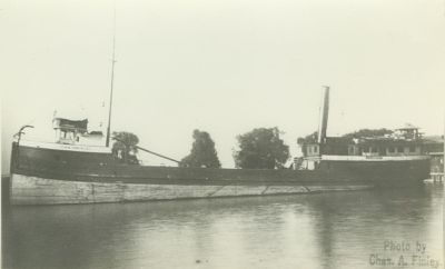 SHRIGLEY, JAMES H. (1881, Steambarge)