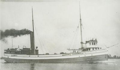 OADES, JOHN (1890, Bulk Freighter)