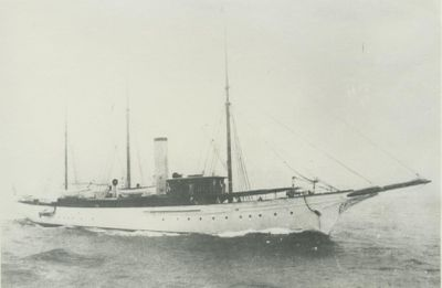ELEANOR (1894, Yacht)