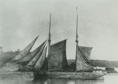 ELIDA (1863, Schooner)