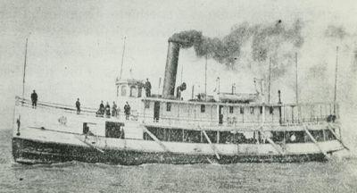 AMERICAN EAGLE (1880, Excursion Vessel)