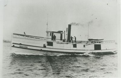ENDRESS, C. W. (1898, Tug (Towboat))