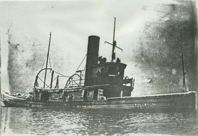 LAURA GRACE (1901, Tug (Towboat))