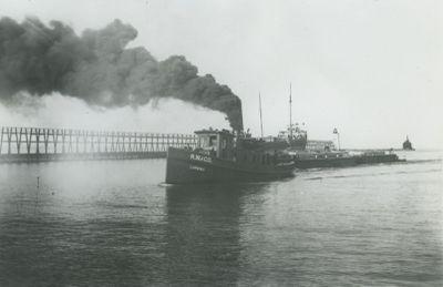 LORENA (1882, Tug (Towboat))