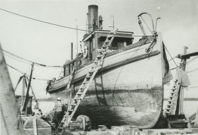 ENDRESS, RICHARD R. (1885, Tug (Towboat))