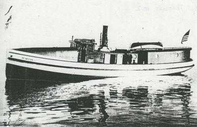 FEARLESS NO 2 (1893, Tug (Towboat))