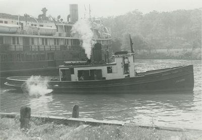 LUEBKE, A.W. (1911, Tug (Towboat))