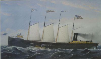 LYON, JOHN B (1881, Bulk Freighter)