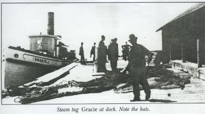 GRACIE (1904, Fish Tug)