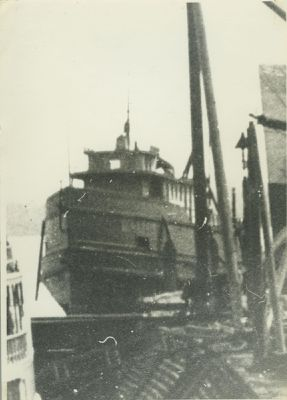 GRANDY MARY (1863, Tug (Towboat))