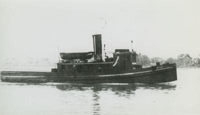 MAYTHAM, TOM (1880, Tug (Towboat))