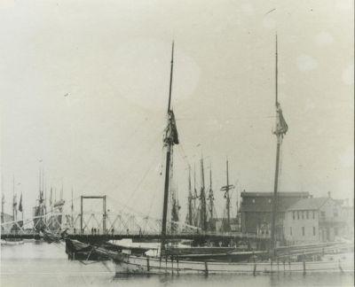 MEDITERRANEAN (1859, Schooner)