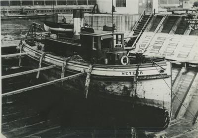 METEOR (1902, Tug (Towboat))