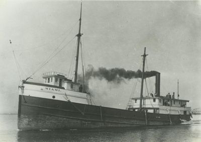 MIAMI (1888, Steambarge)