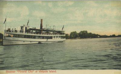 MINERAL CITY (1895, Propeller)