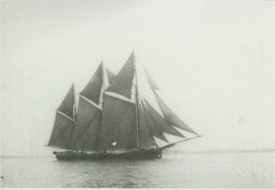 DRUMMOND, JESSIE (1864 - 65, Barkentine)